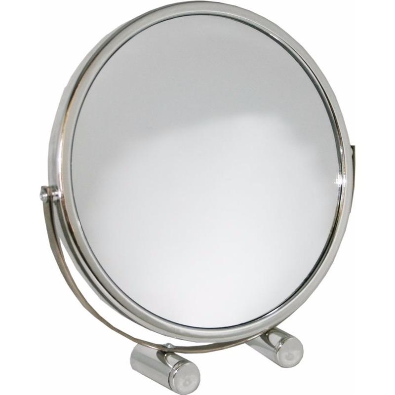 Make up spiegeltje op standaard 18 5 cm