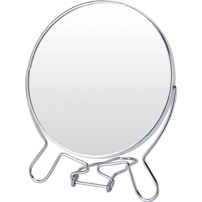 Make up spiegel dubbelzijdig 12 5 cm